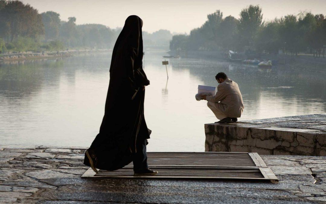 Reportaje Irán