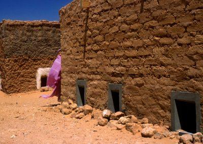 Saharauies en el exilio